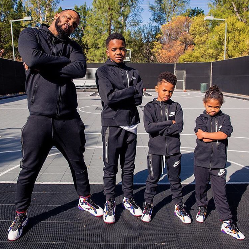 Cutest Photos Of The Game And His Children Essence
