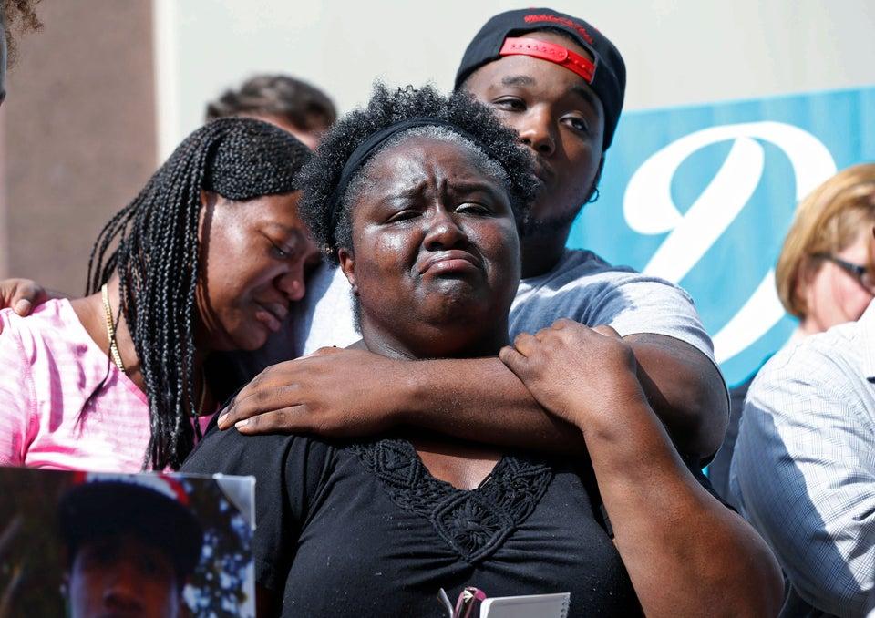 Innocent Black Man Killed by Police