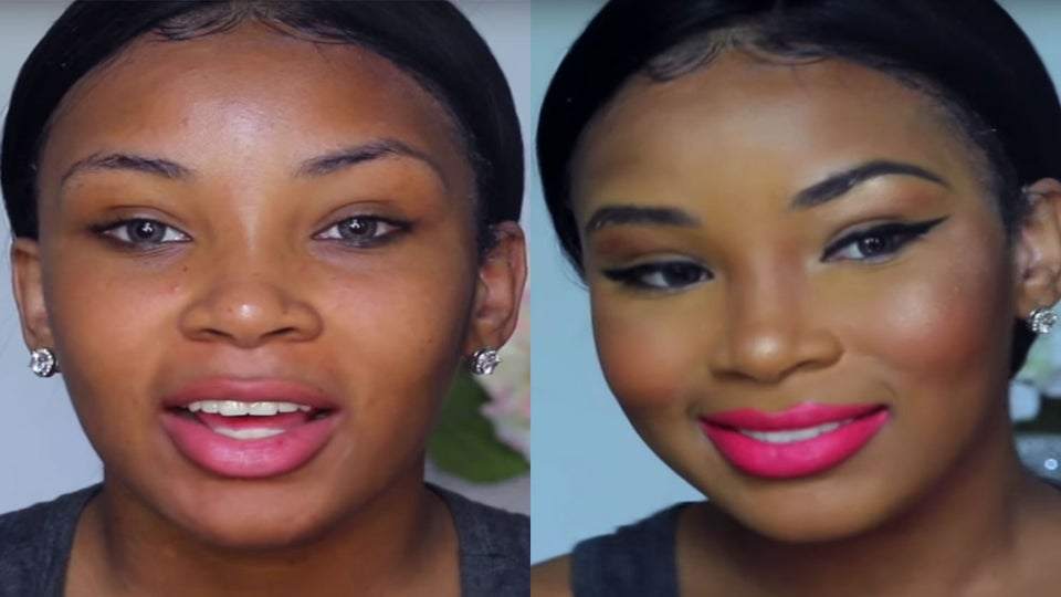 Watch This Beauty Vlogger Create a Full Look With Just Her Fingers