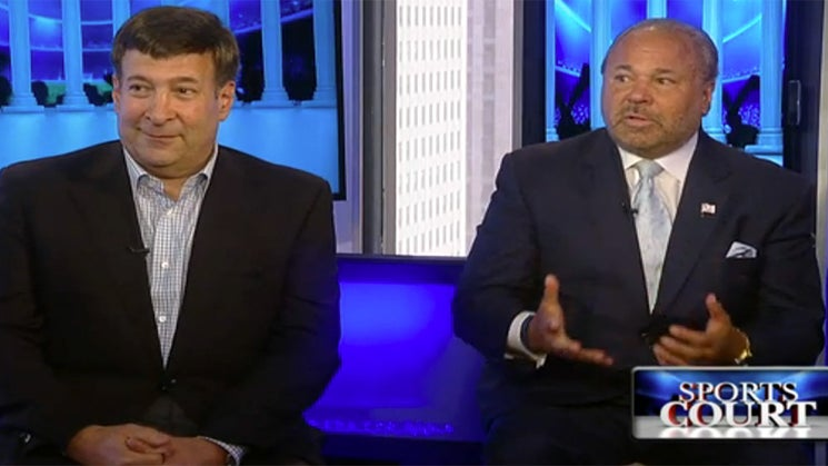 Watch These White Male FOX News Critics Offer Clueless Commentary On Olympics Makeup