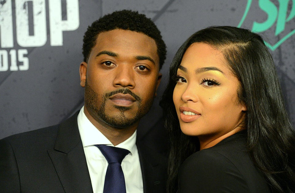 Ray J and Princess Love Are Married