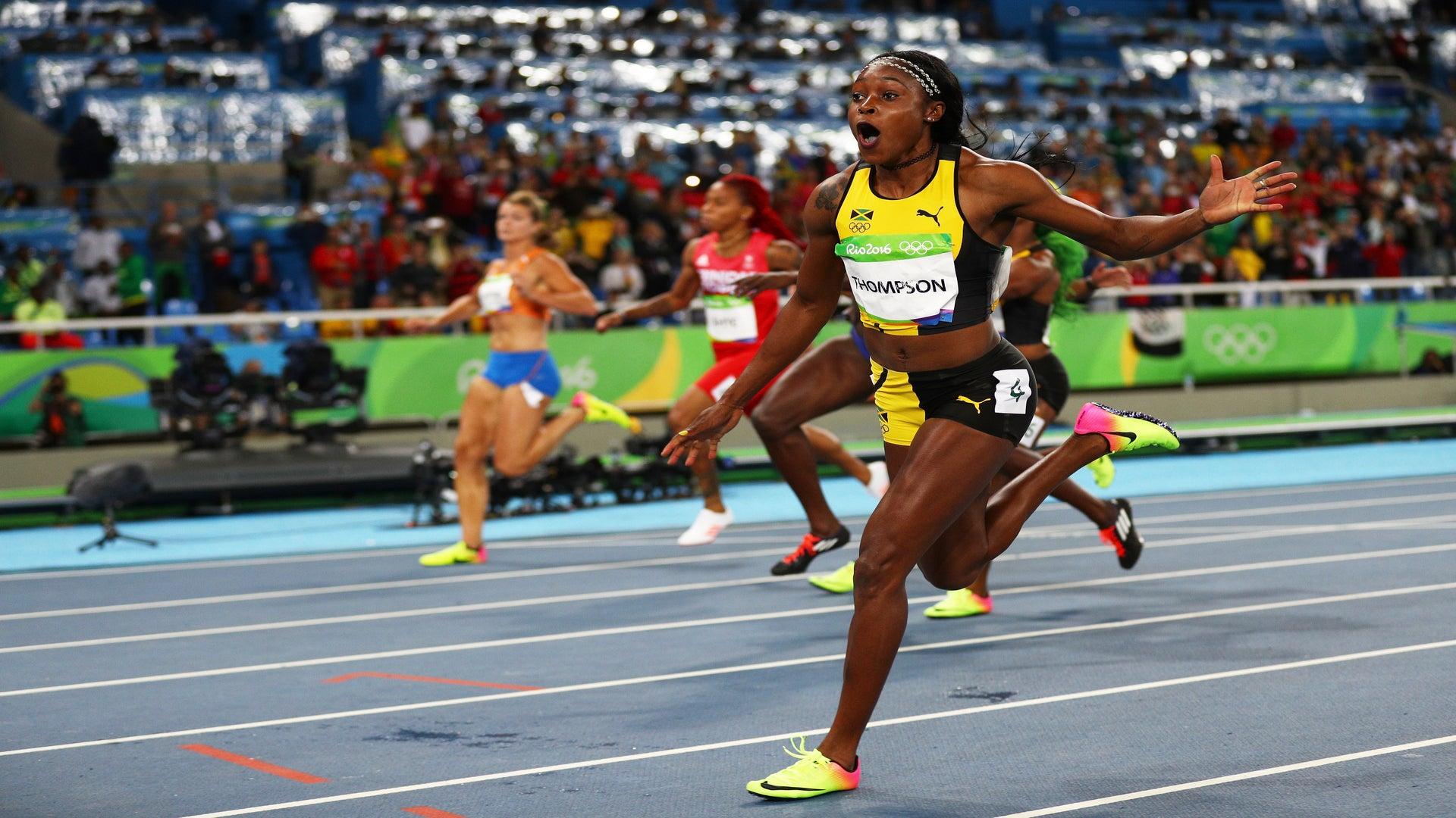 Olympic Newbie Elaine Thompson Dethrones 'Fastest Woman in the World' Shelly-Ann Fraser-Pryce in Rio