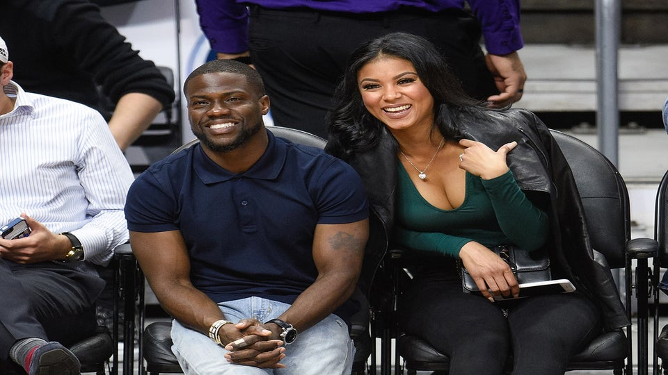 Kevin Hart and Eniko Parrish Are Married — See the Photos!