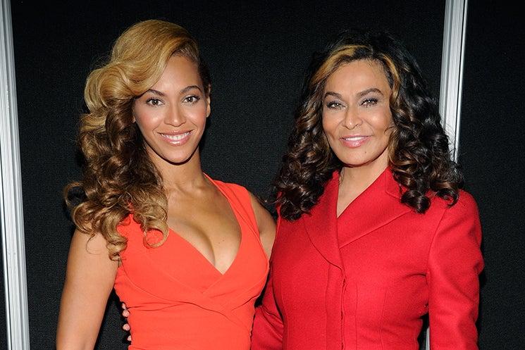 Beyoncé Told Her Mom To Stop Posting So Many Corny Jokes on Instagram