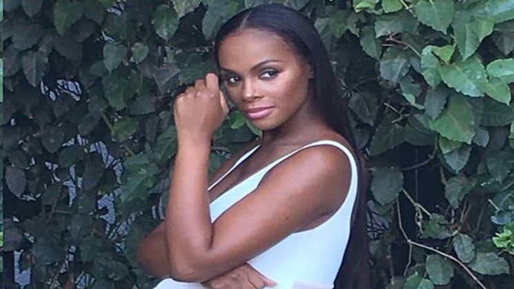Tika Sumpter Shows Off Her Growing Baby Bump on Instagram – Check It Out