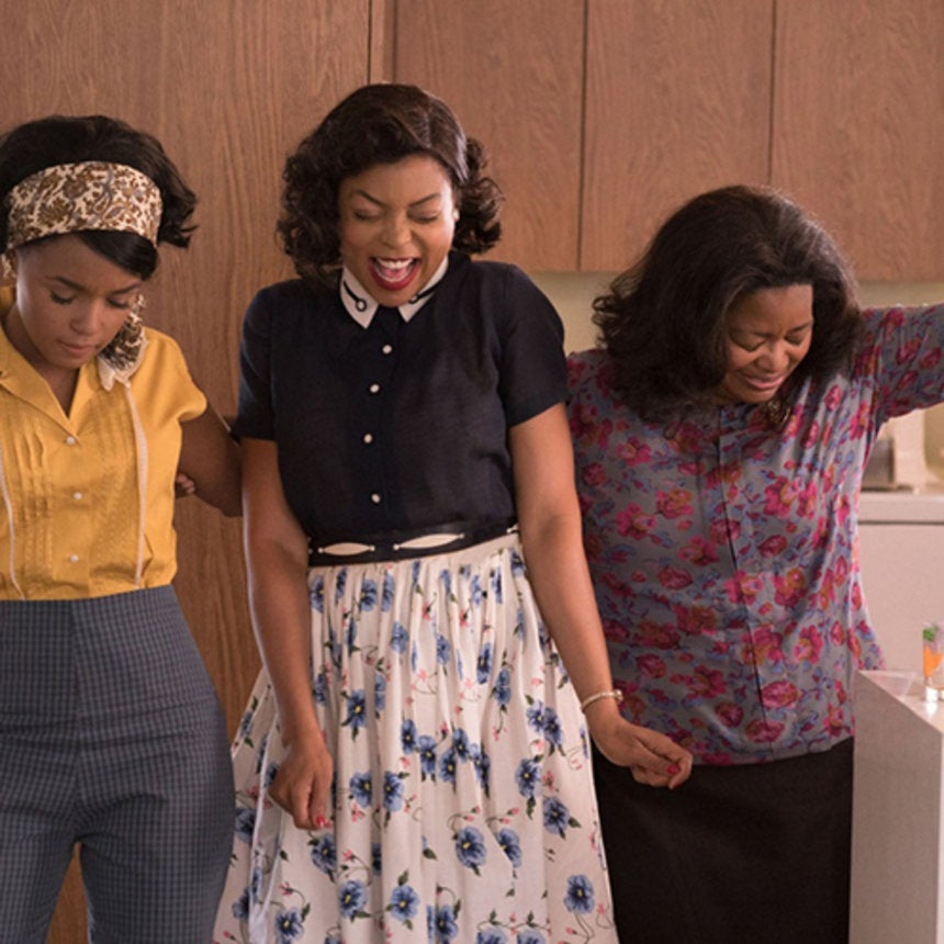 Michelle Obama To Host A White House Screening Of 'Hidden Figures'