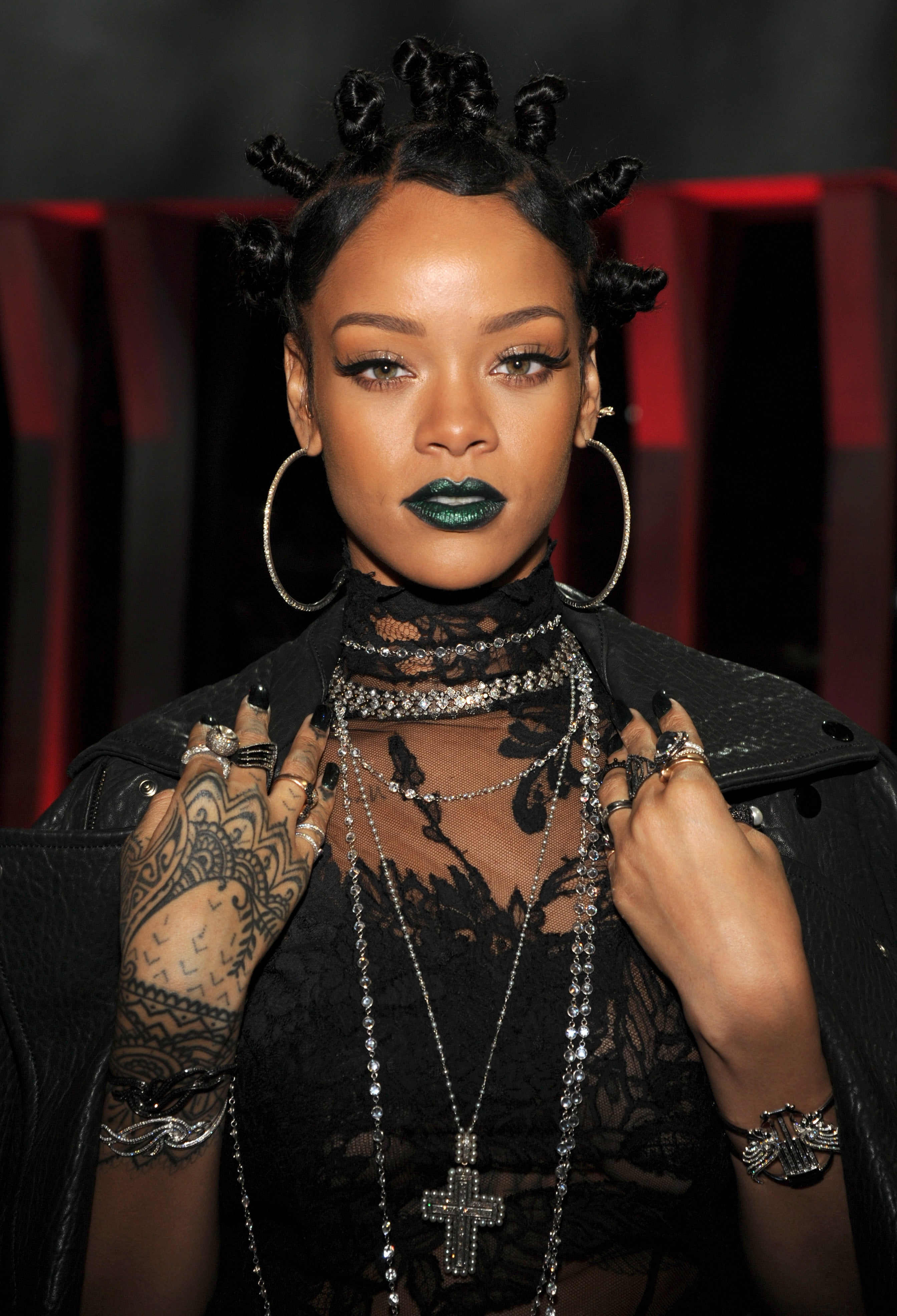 These Black Bantu Knot Rocking Celebrities Are Showing