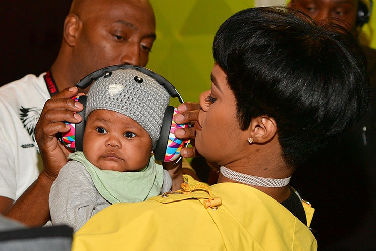 Teyana Taylor's Baby Daughter Has An Upcoming Head Wrap Line