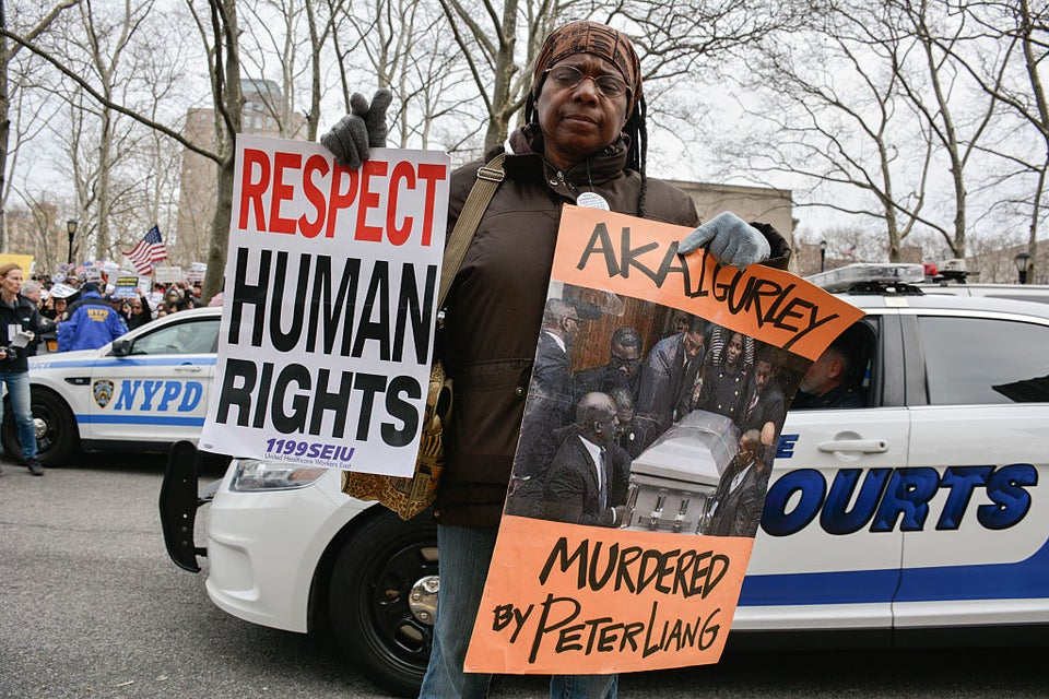 Akai Gurley's Family to Receive $4.1 Million Settlement in Wrongful Death Lawsuit