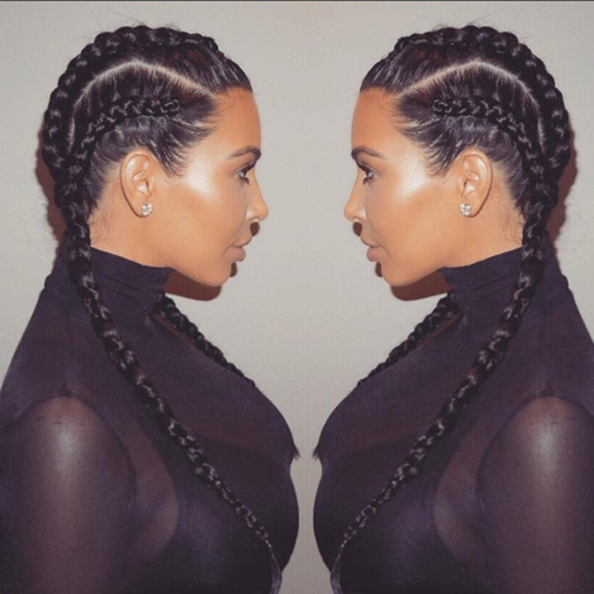 It's Not Just A Hairstyle: Why Kim Kardashian's Crediting Of Fulani Braids To Bo Derek Is Problematic