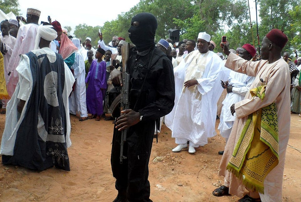 Boko Haram Requests Release Of Imprisoned Fighters In Exchange For Kidnapped School Girls