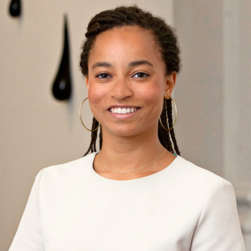 Curator Rujeko Hockley on Navigating the Art World As a Woman of Color