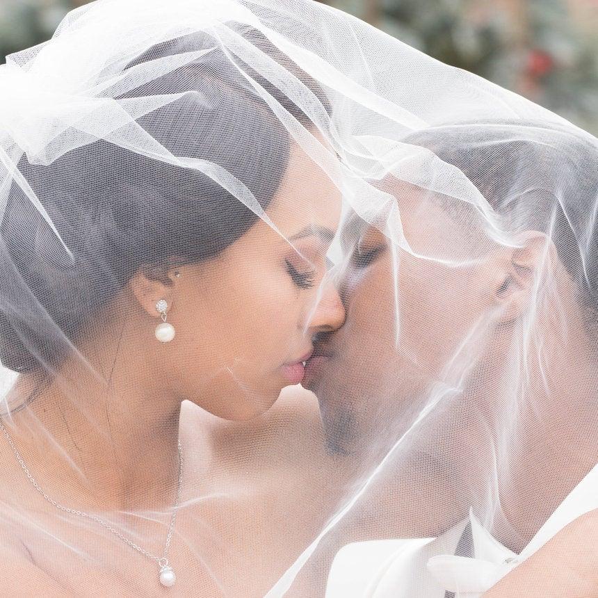 Bridal Bliss: Mekaela and Deven's Romantic Love Story Began On Twitter