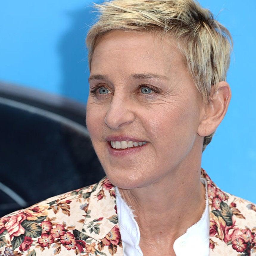 Ellen DeGeneres Accused of Racism Over Usain Bolt Meme