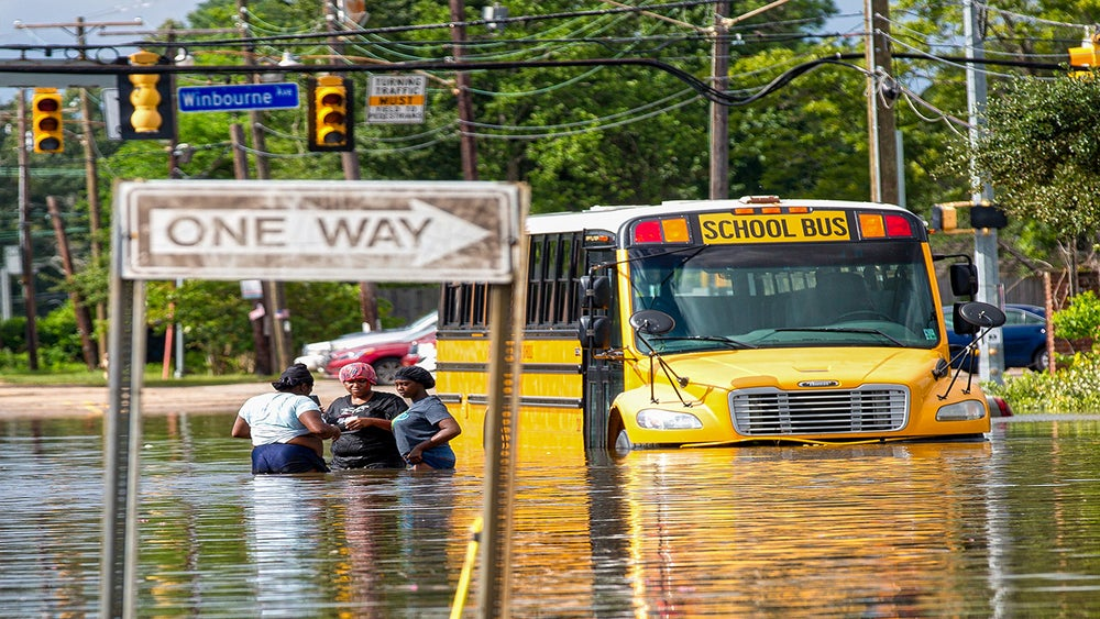 Displaced Louisiana Resident Blasts Mainstream Media Over Lack Of Flood Coverage