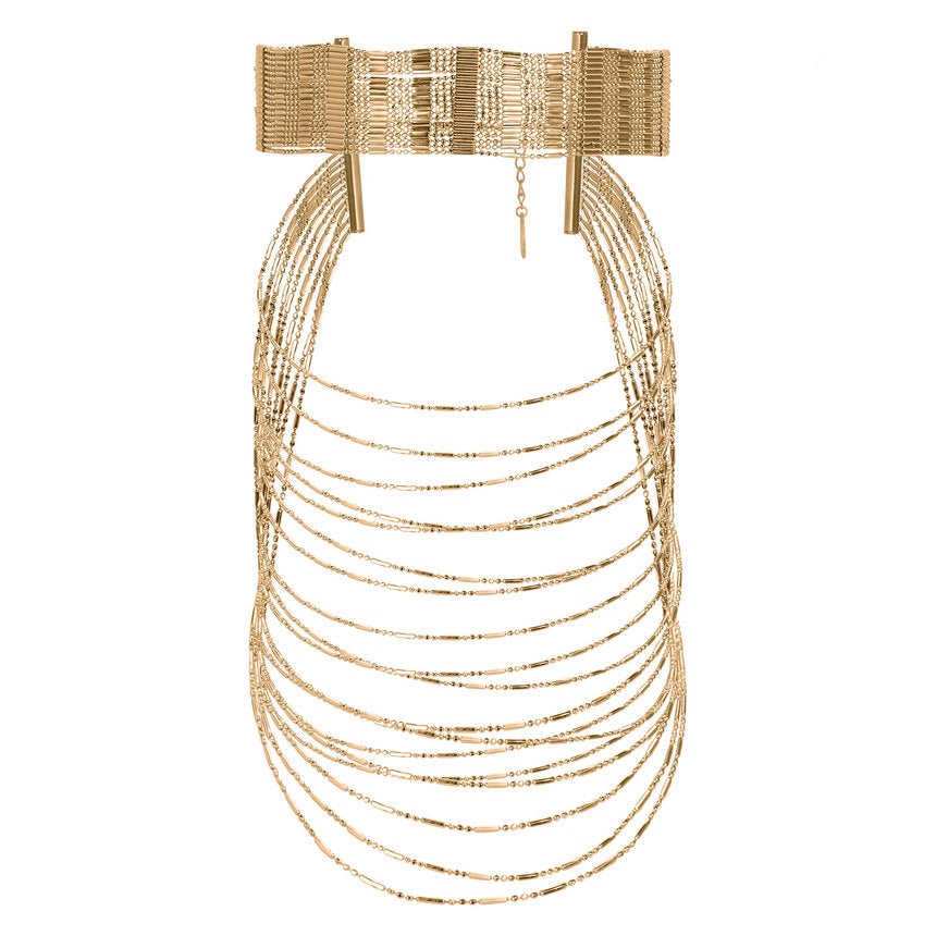 Dime Finds of the Week: 15 Layered Necklaces Under $50
