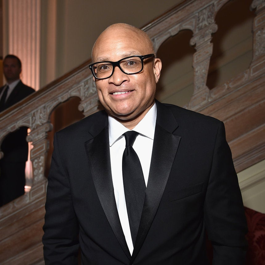 Larry Wilmore Reflects on Show Cancellation: 'I Don't Think Color Has Anything To Do With It'