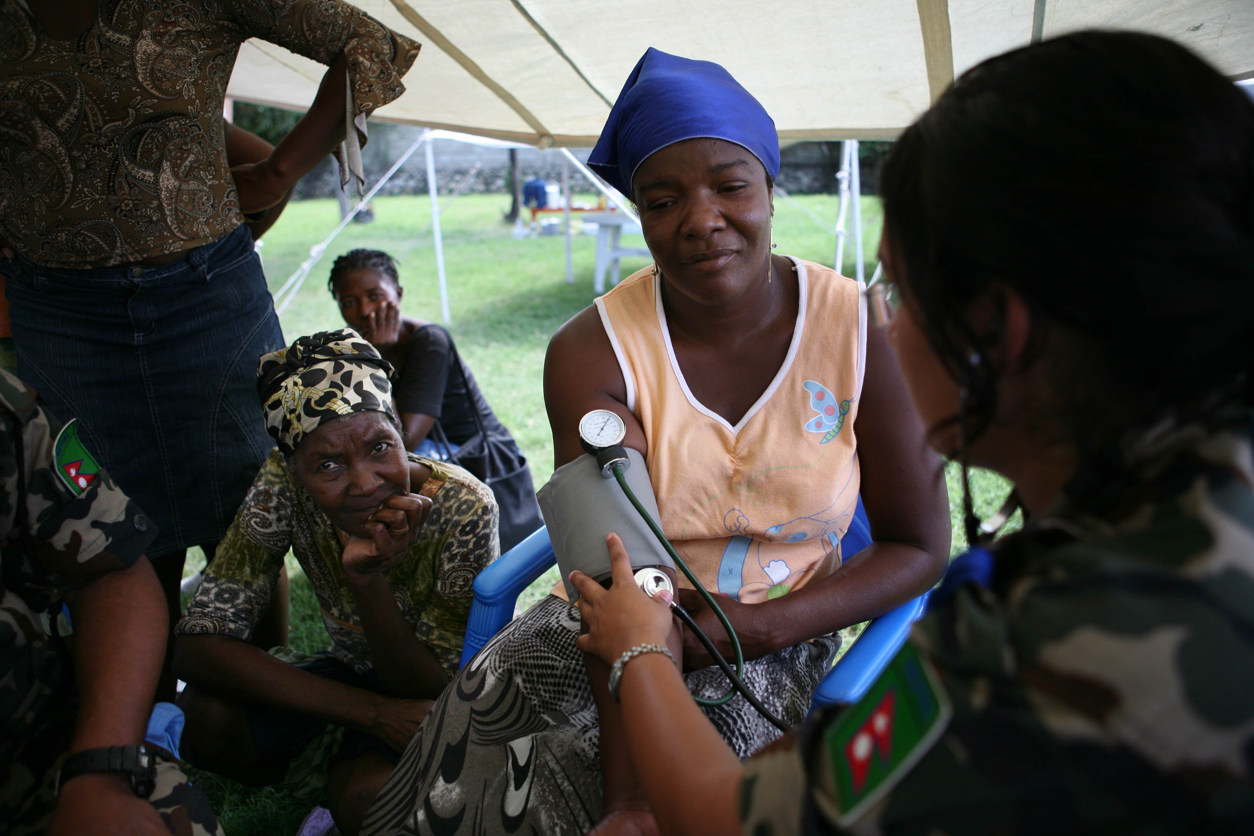 U.N. Admits Role in Cholera Outbreak in Haiti