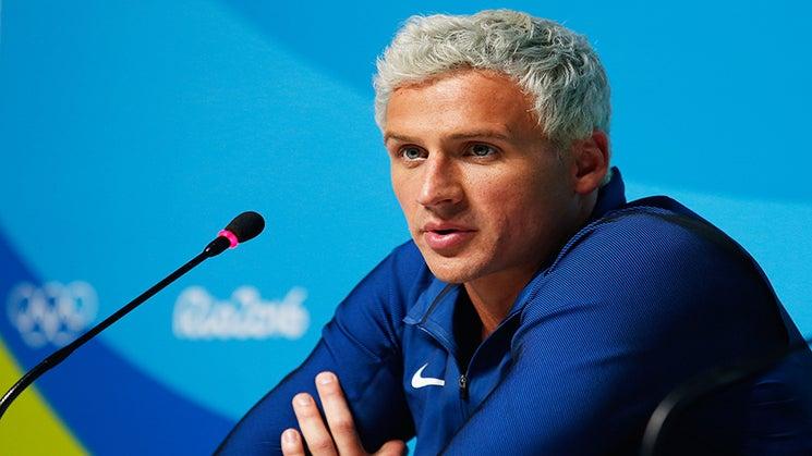 Ryan Lochte Indicted By Brazilian Authorities
