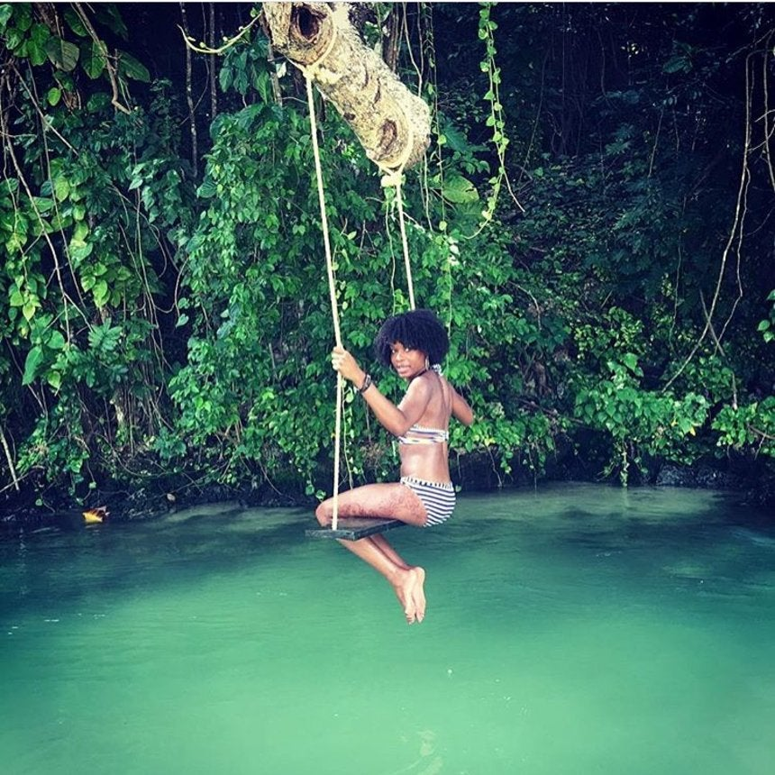 The 15 Best Black Travel Moments You Missed This Week: Swinging for Serenity in Jamaica