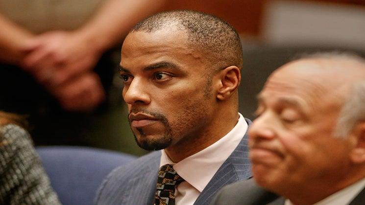 Ex-NFL Star Darren Sharper Sentenced To 18 Years For Drugging, Raping 16 Women