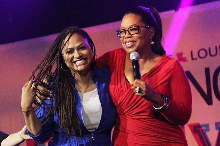 Oprah Winfrey and Ava DuVernay Plan To Reshape Public Perception of Black Lives Matter