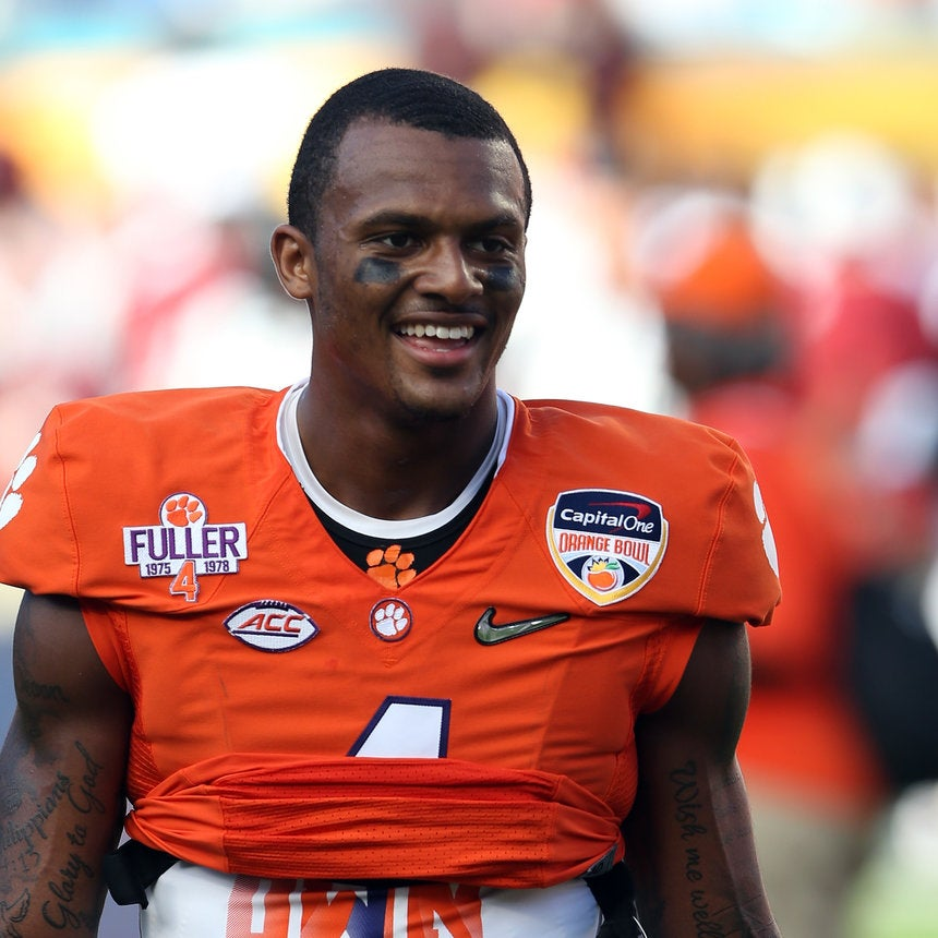 Deshaun Watson Says 'Code Words' for Black Athletes are Alive and Well