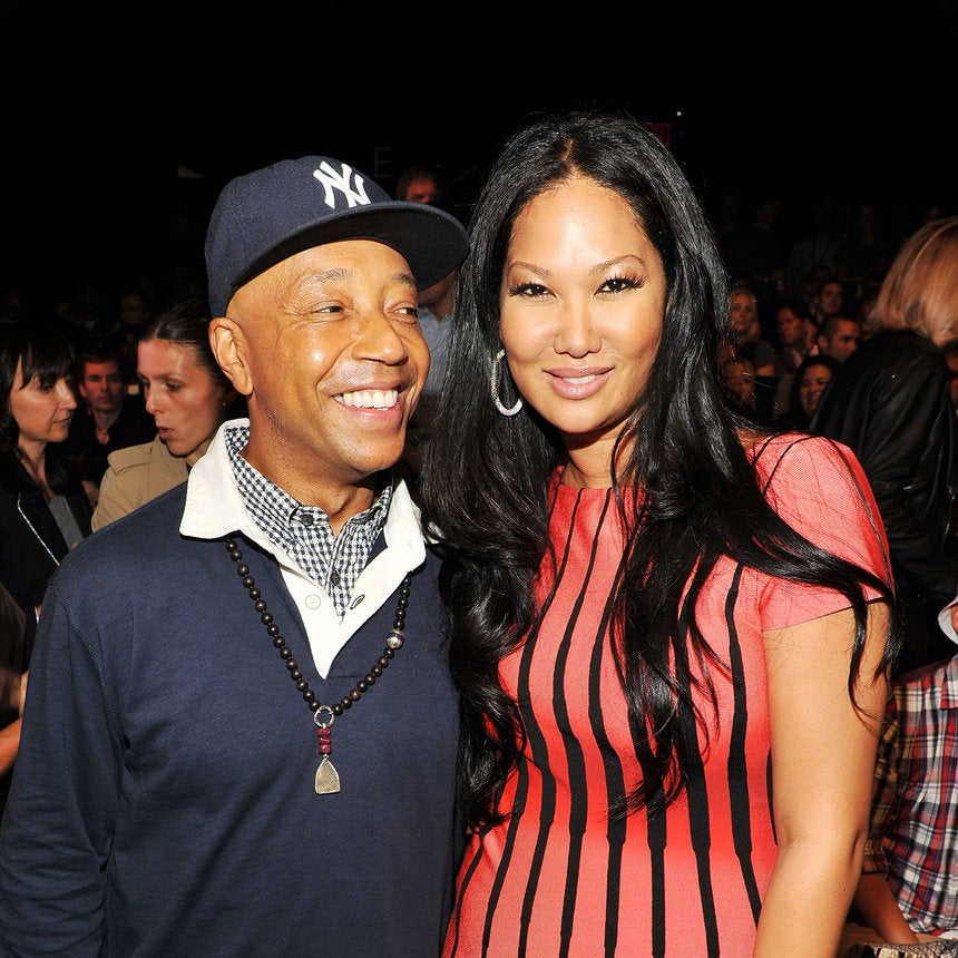 Russell Simmons & Kimora Lee Prove Once Again They'reBlended #FamilyGoals