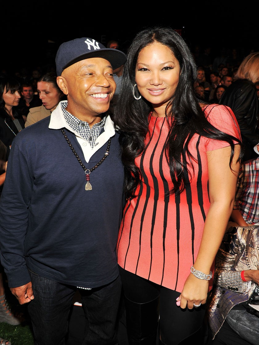 Russell Simmons and Kimora Lee Are Ultimate Blended #FamilyGoals
