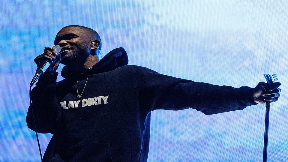 The Wait Is Over! Frank Ocean's Visual Album 'Endless' Is Here