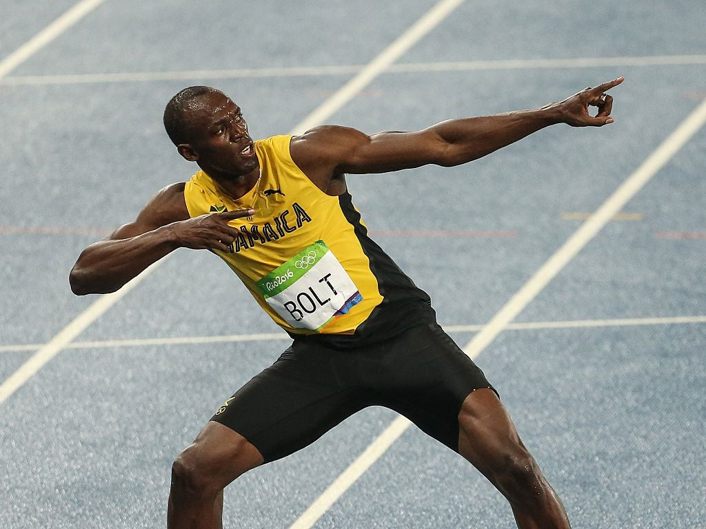 This Jamaican Mothers Reaction While Watching Usain Bolt Win The Gold Is Absolutely Priceless