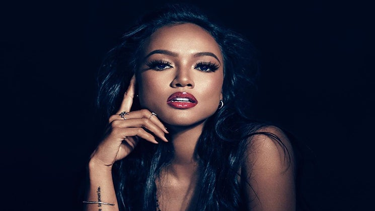 Karrueche Is Back With Another Affordable ColourPop Collab And This Time the Focus Is On Lips