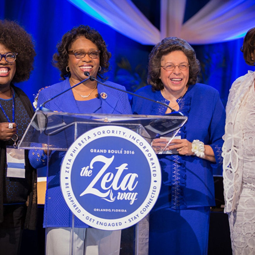 For the Ladies of Zeta Phi Beta, Advocacy and Leadership Go Hand in Hand