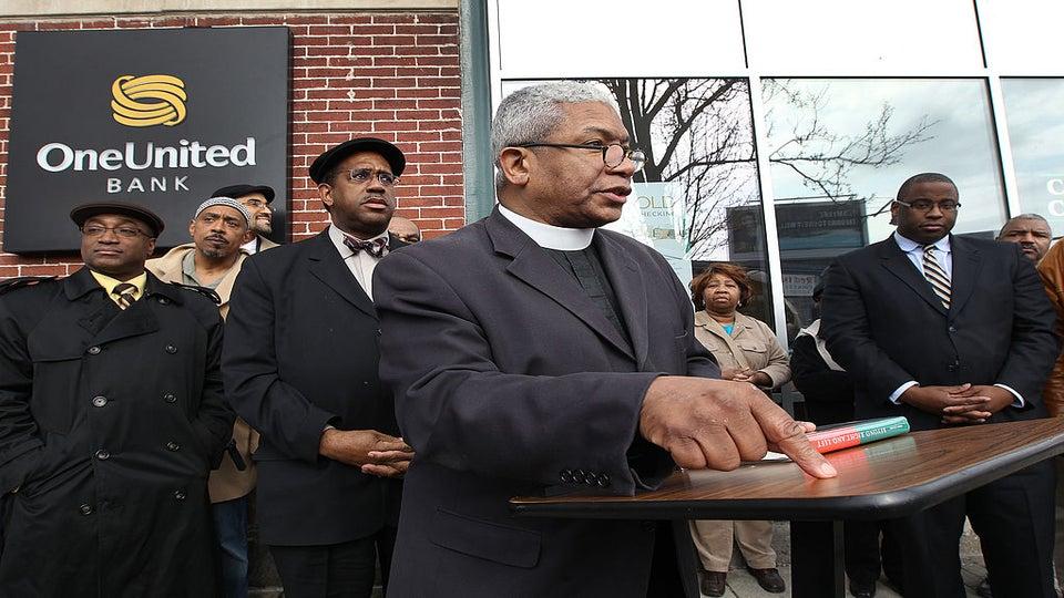 Network of Black Men Deposit $1M in the Nation's Largest Black Bank
