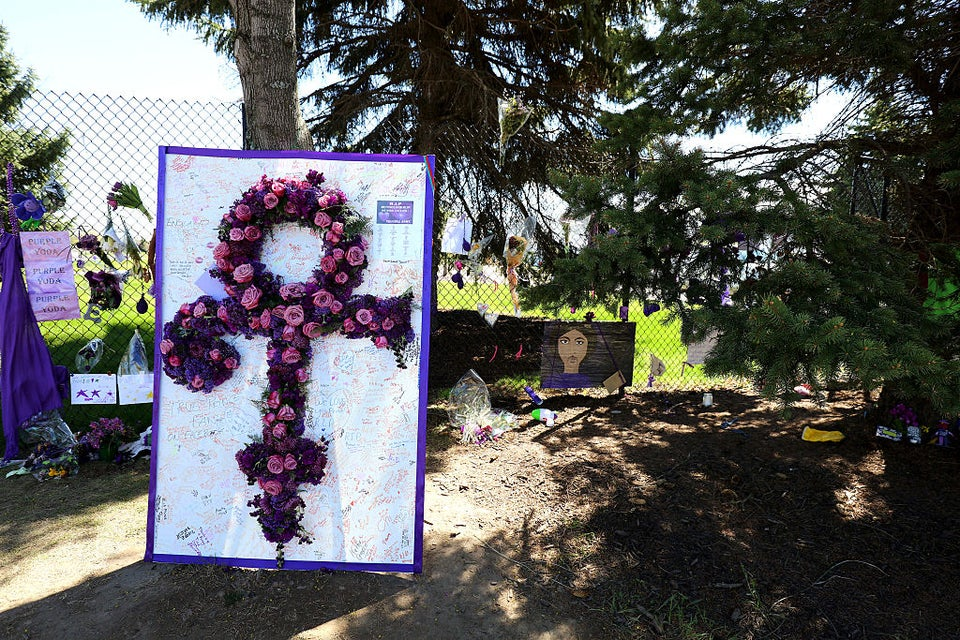 Prince's Remains Are Now On Display At Paisley Park