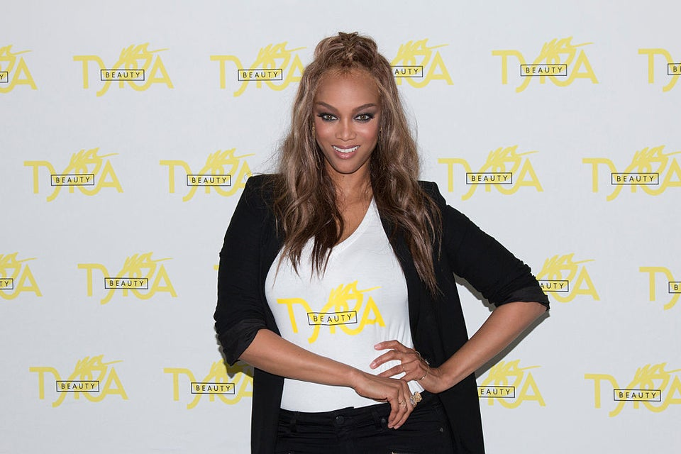 Tyra Banks Becomes a Professor at Stanford University