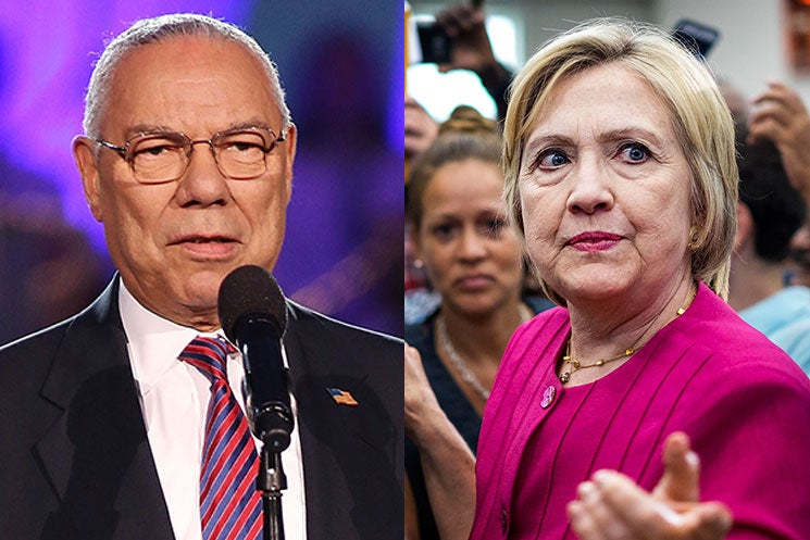 Colin Powell Alleges Hillary Has Tried to Pin the Email Scandal On Him