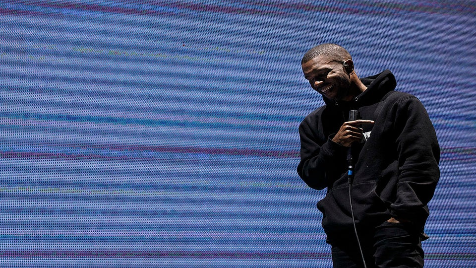 """Frank Ocean's """"Blonde"""" Is A Complex Tale Of Identity"""