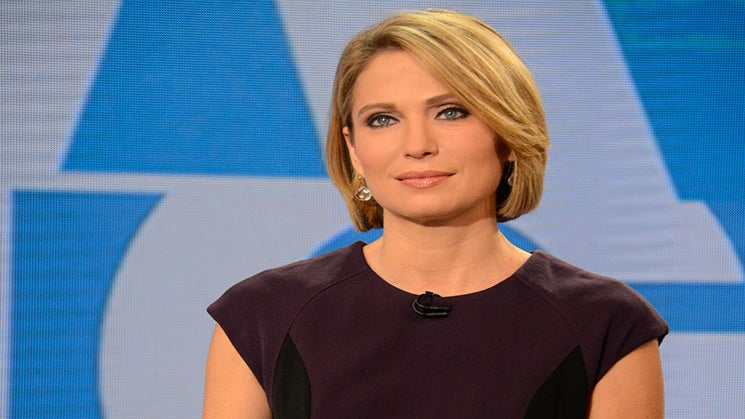 GMA Host Amy Robach Apologizes For Using The Term 'Colored People' On Air In 2016