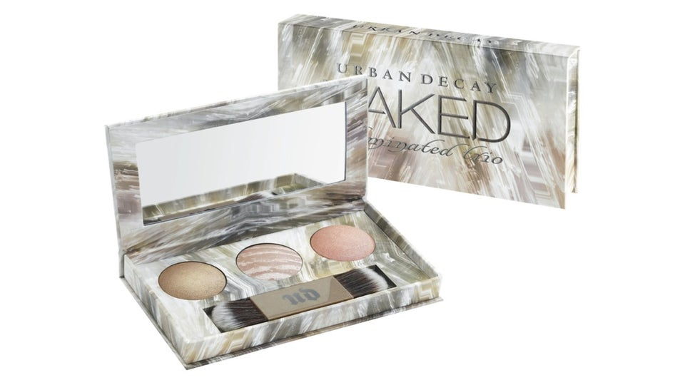 Urban Decay Wants You To Get Naked For The Holidays