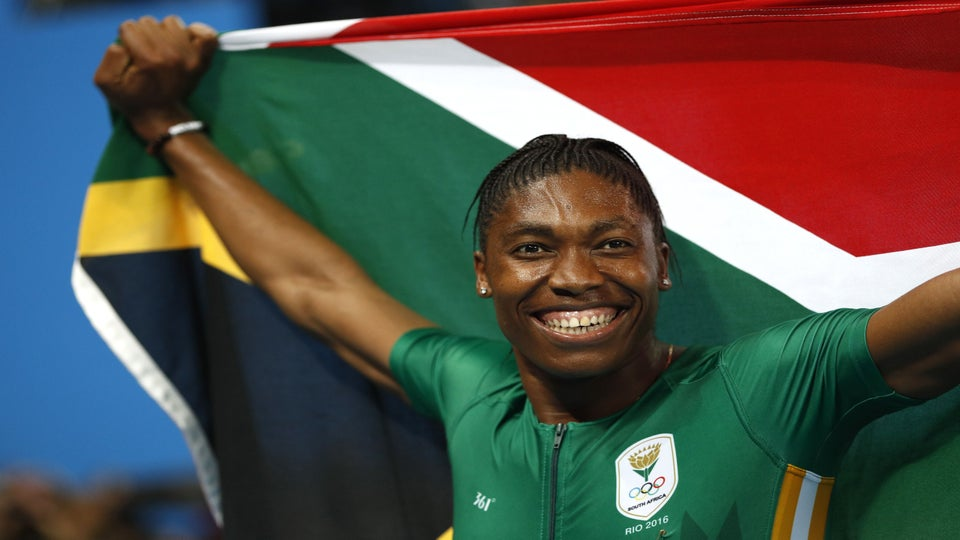 Why South African Runner Caster Semenya's Olympic Win Matters