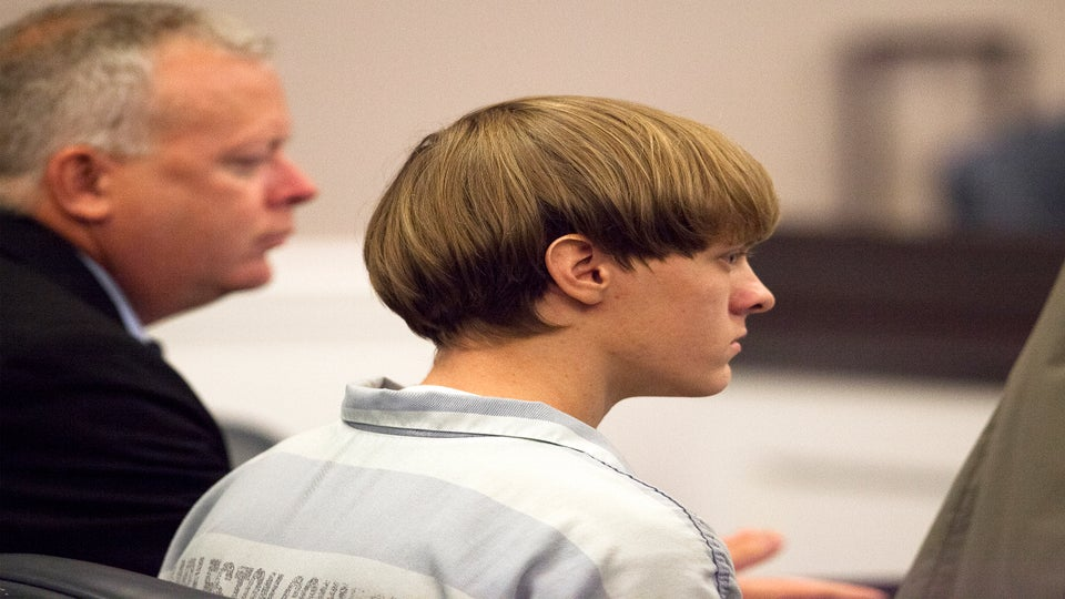 Jury Selection Process Begins In Trial Of Charleston Church Shooter Dylann Roof