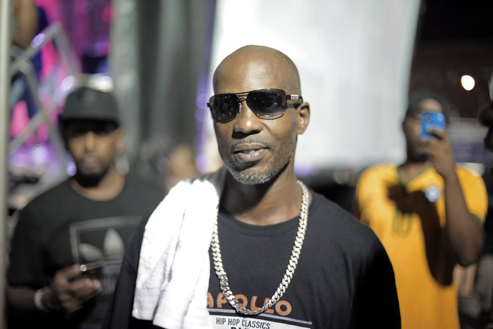 The Quick Read: DMX Is Going Back To Jail After Failing A Drug Test