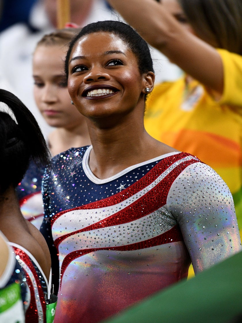 Gabby Douglas Takes A Seat at the Judges Panel for Miss America Competition