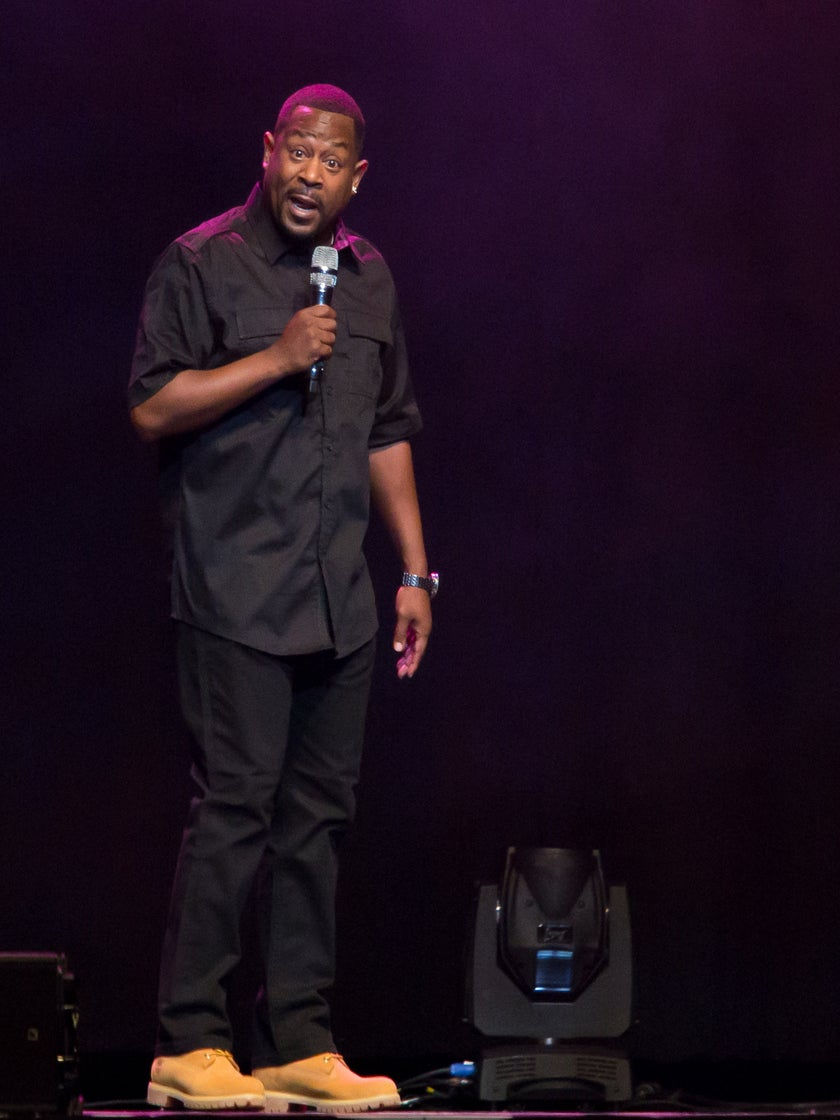 Martin Lawrence Returns to Stand-Up After 14 Years