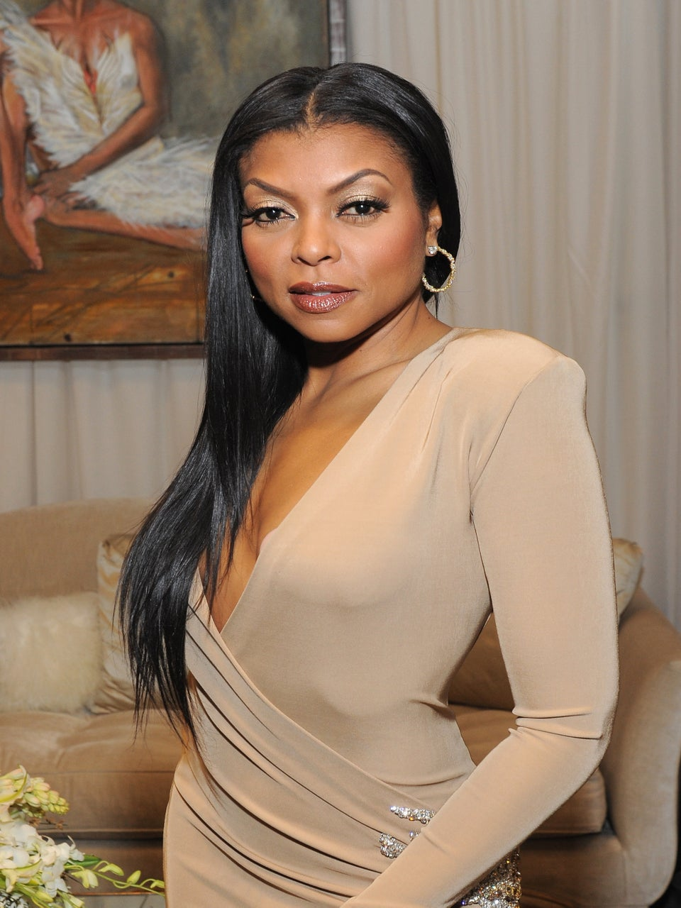 Taraji P. Henson Talks Domestic Abuse At The Hands of Her 'Forever Man' In Upcoming Memoir