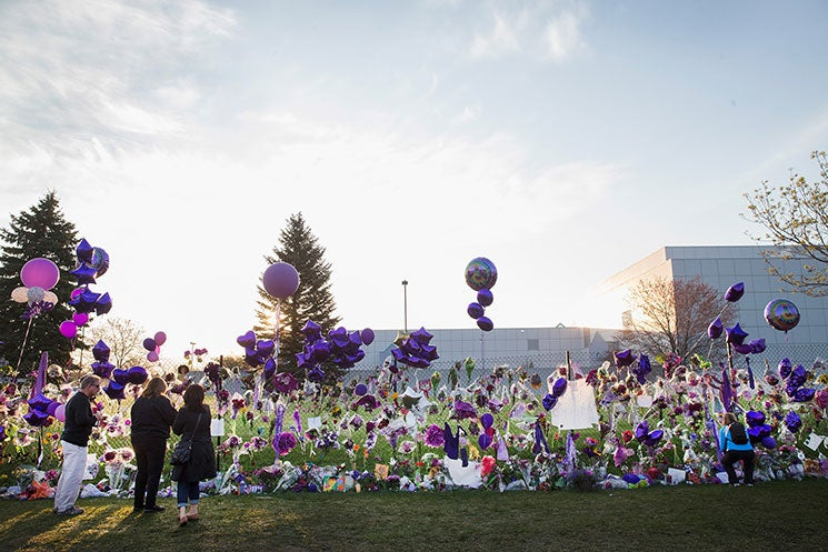 Prince's Paisley Park Estate Will Be Turned Into A Museum Opening This Fall