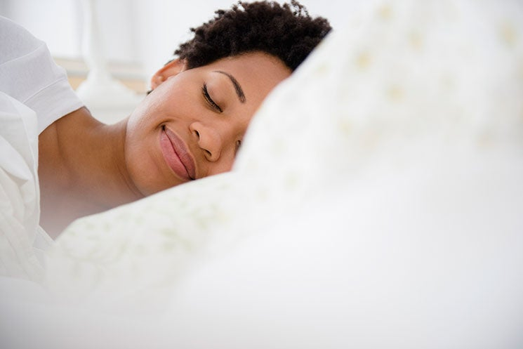 Here's Why Sleeping on a Silk Pillowcase Is Beneficial to Your Hair and Skin