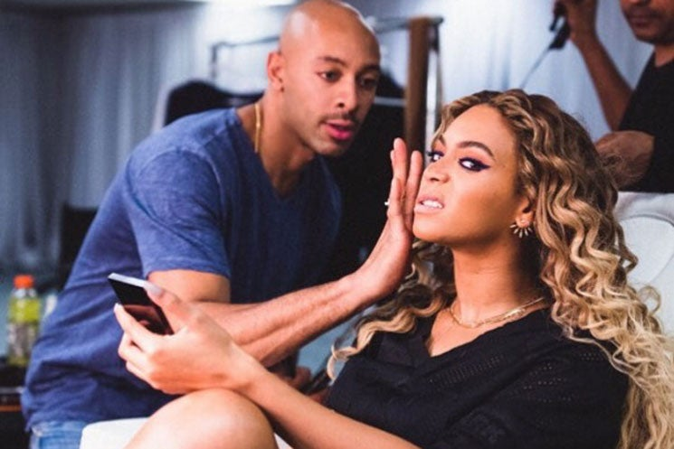 Three Insanely Easy Makeup Tricks From Beyoncé's MUA