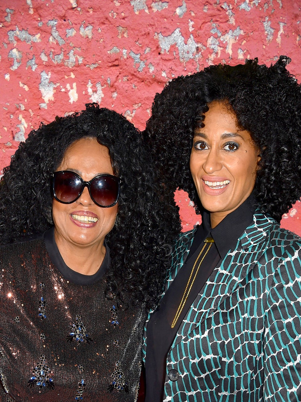 Tracee Ellis Ross Is So Proud Of Diana Ross' Medal Of Freedom Award